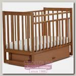 Детская кроватка СКВ Митенька 15200, поперечный маятник