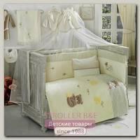 Комплект постельного белья Kidboo Honey Bear Soft 4 предмета