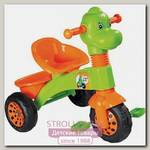Детский 3-х колёсный велосипед Pilsan Dino Bike 2+