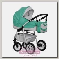 Детская коляска Caretto Cameron 2 в 1, ткань+эко-кожа