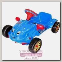 Педальная машина RT Herbi с музыкальным рулем ОР09-901