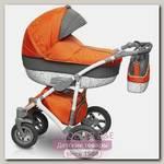 Детская коляска Camarelo Figaro 2 в 1, ткань+эко-кожа