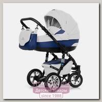 Детская коляска Caretto Riviera S F 3 в 1, ткань+эко-кожа