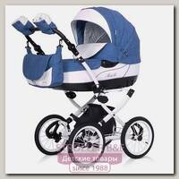 Детская коляска Caretto Michelle S 2 в 1, ткань+эко-кожа