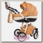 Детская коляска Nastella Casual 2 в 1, эко-кожа