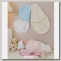 Летний комплект для новорожденного Арго Малыш 4 предмета, разм. 62