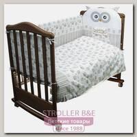 Комплект постельного белья Сонный гномик Софушки