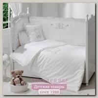 Комплект в кроватку Fiorellino Lovely Bear, 5 предметов