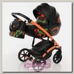 Детская коляска Tako Neon 2 в 1, эко-кожа