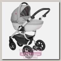 Детская коляска Tutek Grander Plus Eco 3 в 1, ткань+эко-кожа
