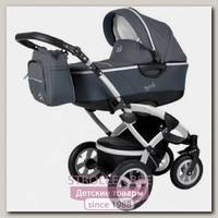 Детская коляска Tutic Impulse 2 в 1, шасси Silver
