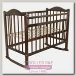 Детская кроватка Briciola 1 (колесо + качалка)