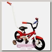 Велосипед Ride 12' с ручкой