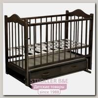 Кроватка детская Ведрусс Кира 4 маятник поперечный