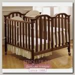 Детская кроватка для двойни Feretti Letto Gemellare Papa колесо