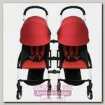 Детская прогулочная коляска для двойни Yoya BabyTime
