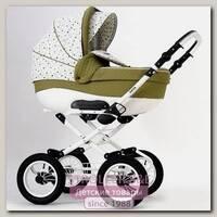 Детская коляска Amadeus Evita 2 в 1, эко-кожа
