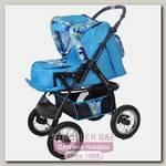 Детская коляска-трансформер Kacper Soterro Цветы