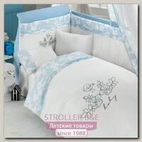 Комплект для кроватки Bebe Luvicci Baby Birdie 6 предметов