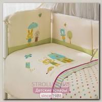 Сменный комплект постельного белья Perina Глория, 3 предмета