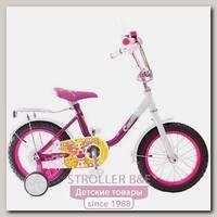 Двухколесный велосипед RT BA Camilla 16' 1s