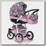 Детская коляска Riko Nano Flower Collection 3 в 1