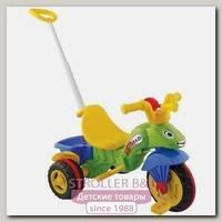 Трехколесный велосипед Pilsan Tirtil с родительской ручкой, 07-128