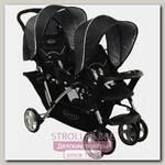 Детская прогулочная коляска для двойни Graco Stadium Duo