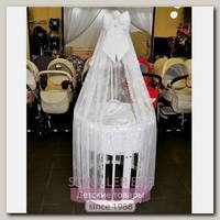 Комплект Mia baby Букетик эксклюзив для овальной кроватки