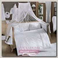 Комплект постельного белья Kidboo White Dreams 6 предметов