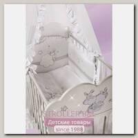 Комплект постельного белья для колыбели Feretti Baby Beddings Culla Etoile 5 предметов