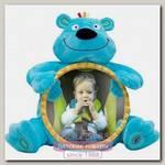 Безопасное детское зеркальце в автомобиль WeeWise Мишка