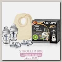 Начальный комплект для новорожденного с антиколиковыми бутылочками Tommee Tippee TT42355271