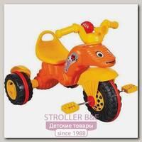 Детский 3-х колёсный велосипед Pilsan с клаксоном 2+