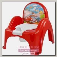 Детский горшок-стульчик Tega Baby Машинки Cars