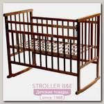Детская кроватка Мой Малыш Ивашка 2, качалка