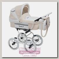 Детская коляска Reindeer Prestige Lily 3 в 1, эко-кожа
