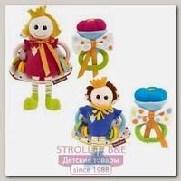 Погремушка Yookidoo Принцесса/Принц