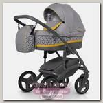 Детская коляска Expander Astro 3 в 1, ткань + эко-кожа
