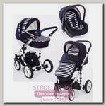 Детская коляска DPG Super Sailor New 3 в 1