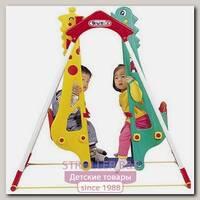 Качели Haenim Toys Жираф-Дракон DS-710 для двоих детей