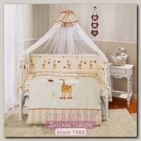 Комплект постельного белья Perina Кроха, 7 предметов