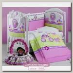 Комплект постельного белья Roman Baby Principessa 5 предметов