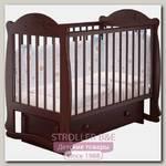 Детская кровать Можгинский лесокомбинат Милано Мишутка 3, базовая + маятник с ящиком