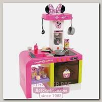 Игровая кухня Smoby Cheftronic Minnie со звуком и светом