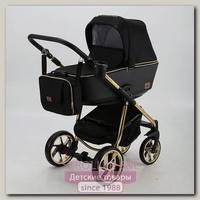 Детская коляска BeBe-Mobile Gusto Special Edition 2 в 1, ткань+эко-кожа