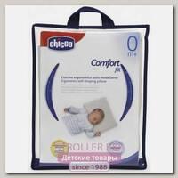 Детская эргономичная подушка Chicco для кроватки