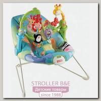 Игровое детское кресло-люлька Fisher Price Расти и Познавай