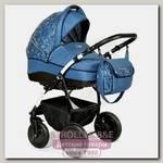 Детская коляска Slaro Indigo Time Collection 2 в 1