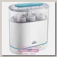 Электрический стерилизатор Philips Avent SCF284/03 (без бутылочек)